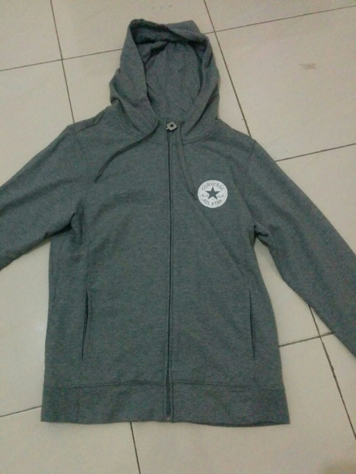 Jual Jaket Converse All Star Original Made in Indonesia - PolarBear ... 7f402ceec8