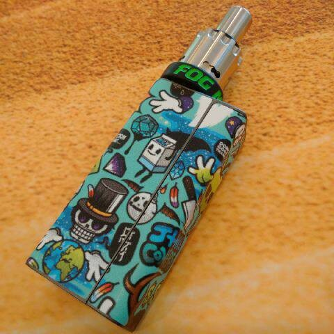 harga Skin/ sticker carbon electric/ boxmod joyotech evic/vtc/mini Tokopedia.com