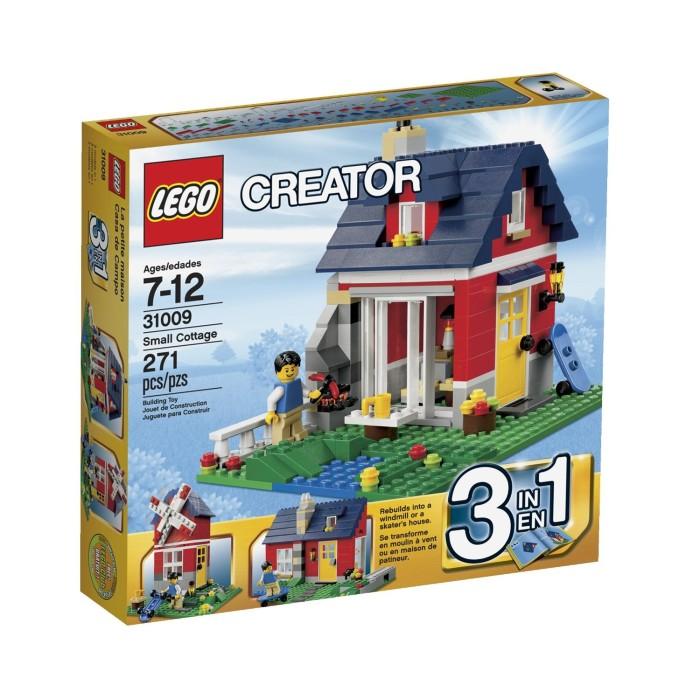 Katalog Lego Creator 31009 Small Hargano.com