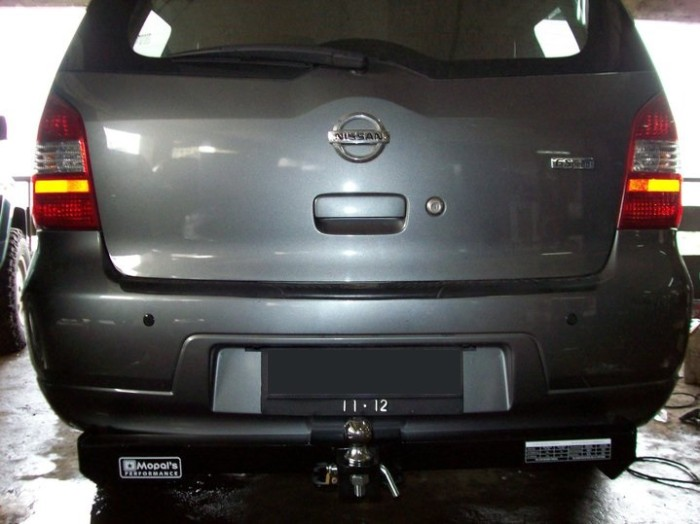 Jual Towing Bar Nissan Grand Livina Modifikasi Mobil Sport Tokopedia