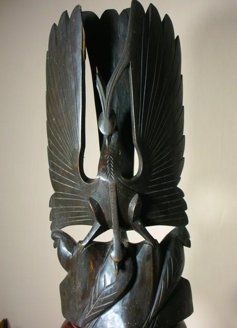 Jual Patung Kayu Burung Garuda Kota Surakarta Kilani Jawa