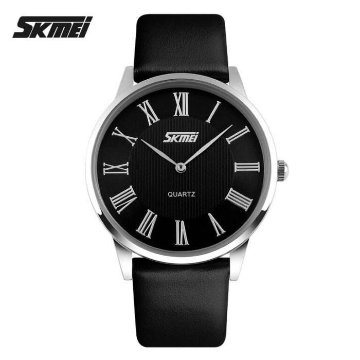 Jam tangan pria original skmei casio super tipis
