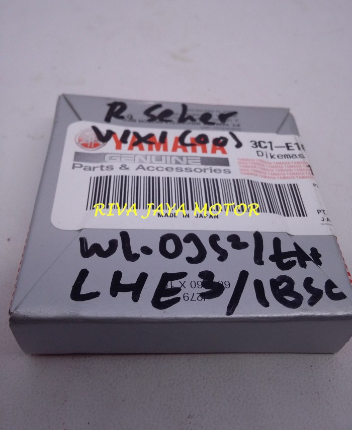 harga Ring seher / piston vixion standar original yamaha Tokopedia.com