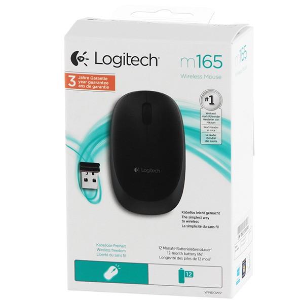 harga Logitech wireless mouse m165 original Tokopedia.com