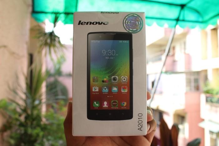 Foto Produk Lenovo A2010 smartphone murah bagus bergaransi dari Tambun Online Store