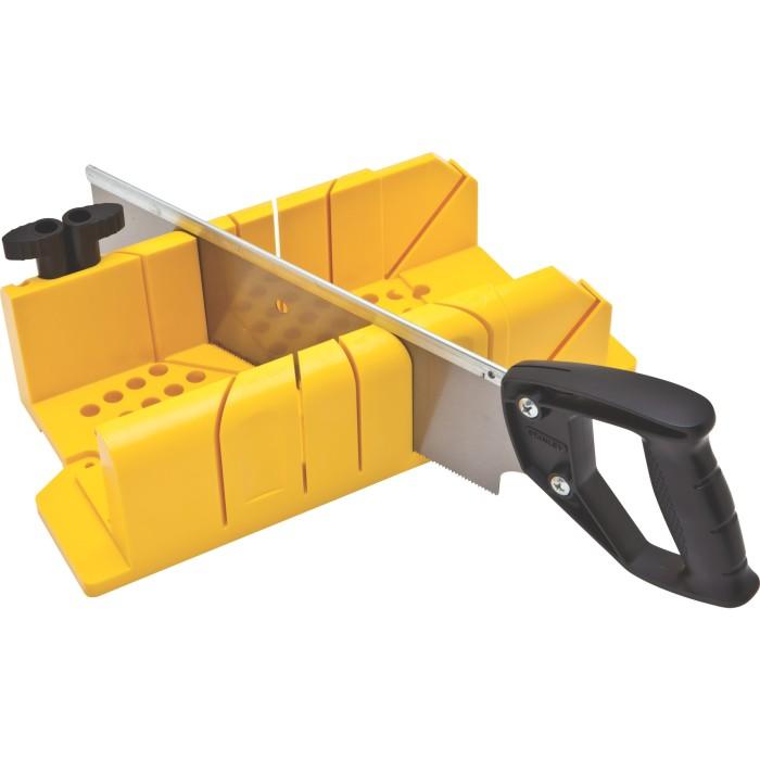 harga Stanley 20-600 gergaji pigura clamping mitre saw box potong sudut Tokopedia.com