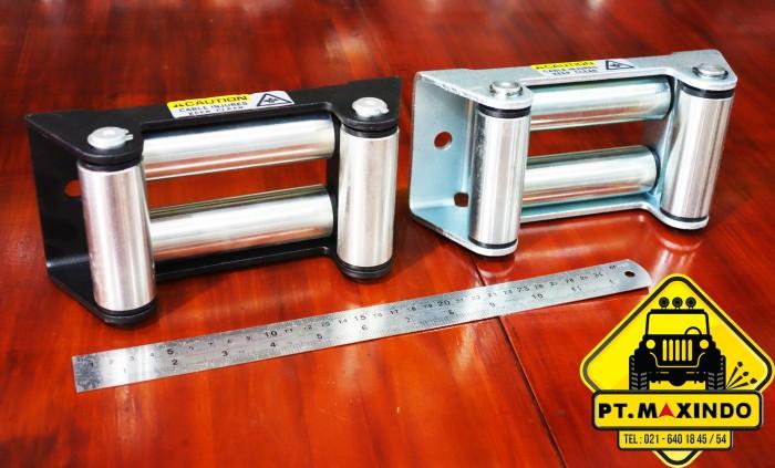 harga T-max roller fairlead ukuran kecil untuk winch kapasitas 6.000 - 6.500 Tokopedia.com