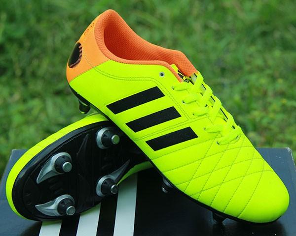 Jual sepatu bola Adidas 11Pro Orange Kuning KW Super Sol Besi ... 0c2c411b4e