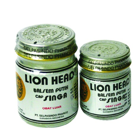 BALSAM LION HEAD 13 GR
