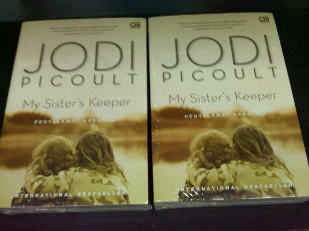 harga Penyelamat kakakku (my sister`s keeper)-jodi picoult Tokopedia.com