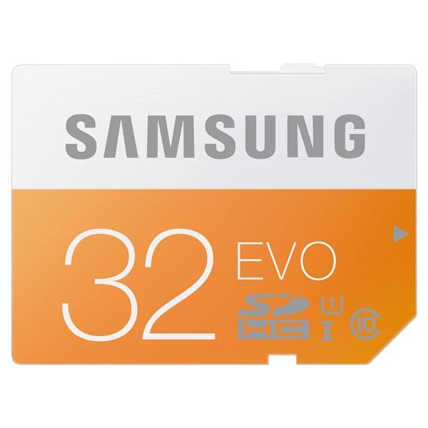 harga Samsung sdhc evo class 10 (48mb/s) 32gb Tokopedia.com
