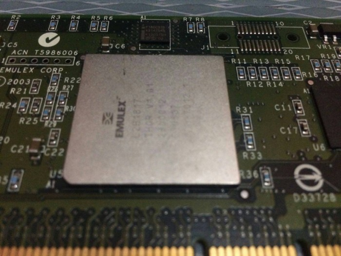Jual FIBER OPTIC CARD  Emulex Single Port 2GB PCI-X FC HBA - Jakarta Timur  - SENNTECH COMPUTER | Tokopedia