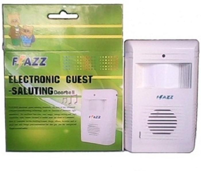 harga Wireless door chime bel pintu sensor gerak bel alarm Tokopedia.com