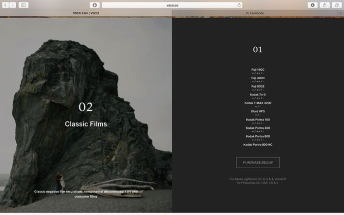 Jual Preset VSCO film for Adobe Lightroom + PS ACR Volume 1-7 (FULL PACKAGE  - Kab  Batang - zipo galery   Tokopedia