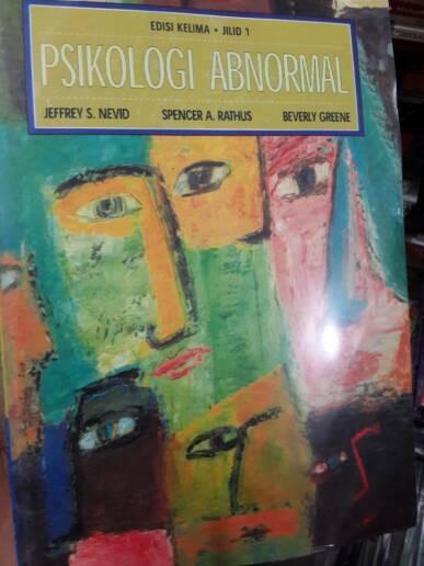 harga Psikologi abnormal jilid 1 nevid ed 5 Tokopedia.com