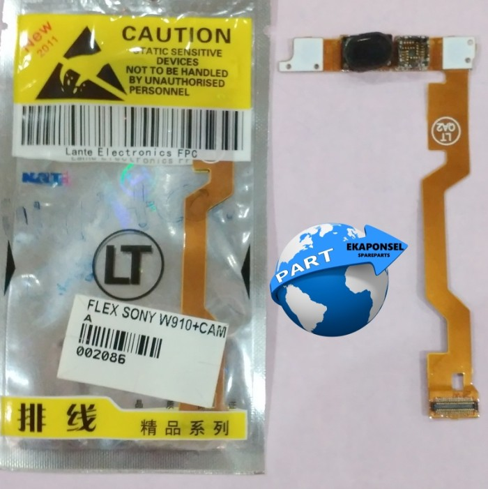 harga Sony ericsson w910i flex konektor camera+speaker Tokopedia.com