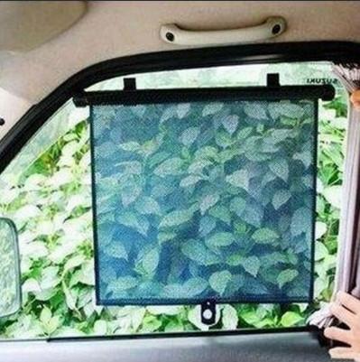 2 Buah Mobil Peneduh Sisi Tirai Jendela Otomatis Interior Source · Tirai Gorden Mobil Penahan Sinar