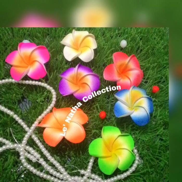 harga Hiasan bunga kamboja atau jepun dari bali - 25pcs Tokopedia.com