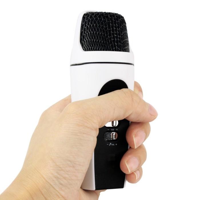 Foto Produk KTV Mobile Microphone for Smartphone and PC dari BudgetGadget