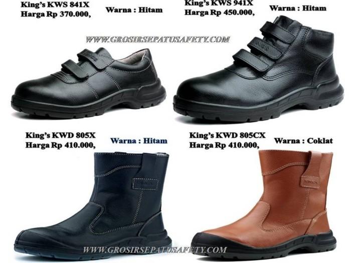 Jual sepatu safety KING S KWS 841X 2341d00aac