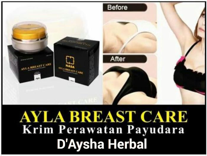 Ayla Breast Care - Cream Krim Pembesar & Pengencang Payudara Original