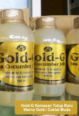Katalog Jelly Gamat Gold G Sea Cucumber Travelbon.com