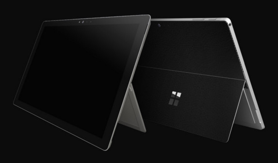 harga 3m microsoft surface 4 pro custom back and side frame skin Tokopedia.com