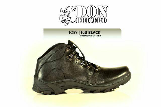 Jual Free Bonus !!! Sepatu Pria Boot Don Dhicero Toby - Cokelat Tua ... a3528c00ab