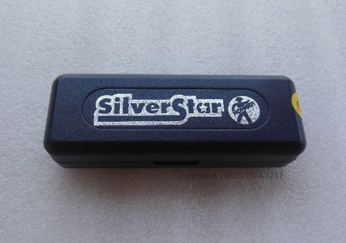 Foto Produk Harmonica Diatonic Hohner Silverstar dari Zeb Hobbies Store