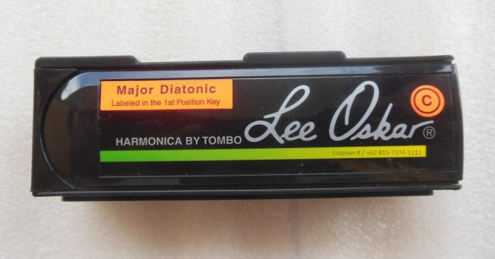 Foto Produk Harmonica Diatonic Tombo Lee Oscar Major Diatonic dari Zeb Hobbies Store
