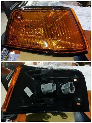 harga 217-1508-y cornerlamp grand civic lx 88-89 amber lens Tokopedia.com