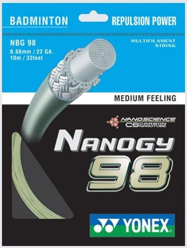harga Senar badminton yonex bg 98 nanogy sp Tokopedia.com