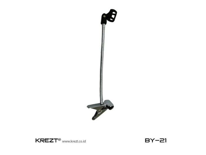 harga Krezt by21 - flexible microphone stand with clip Tokopedia.com