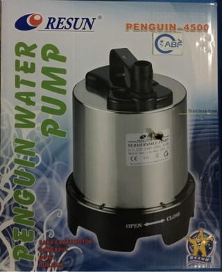 Jual RESUN Penguin-4500 Pompa Air Akuarium, Kolam dan Air ...