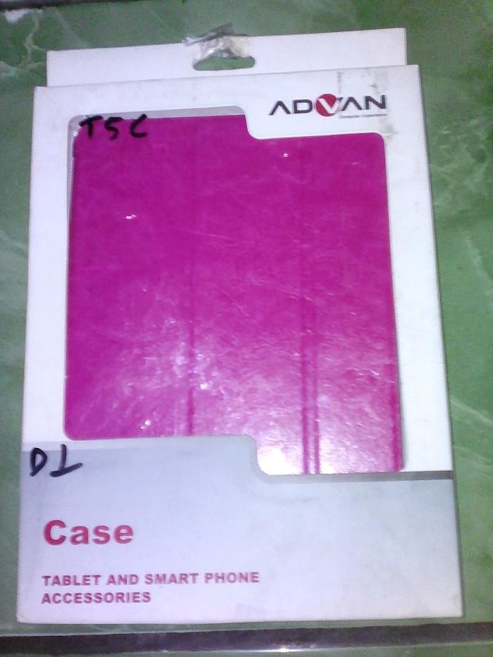 Jual flip cover case advan t5c - Kota Depok - achmad yusuf | Tokopedia