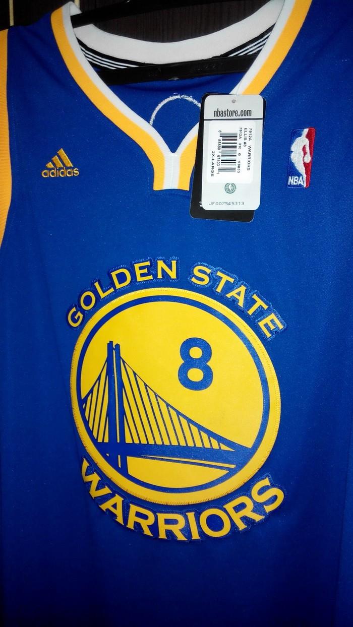 wholesale dealer a96c6 f9aab Jual Jersey Basket Original Golden State Warriors Monta Ellis - Kota  Bandung - joyfulcollection   Tokopedia