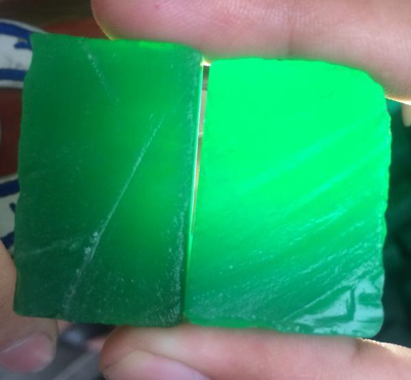 harga Paket 3 pcs rough batu hijau garut ehon hq Tokopedia.com