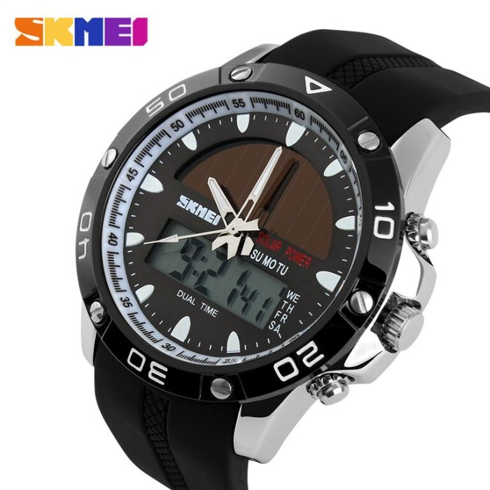 Jual Original SKMEI Anti Air Casio Sport LED Watch - Jam Tangan Pria ... 576736d017