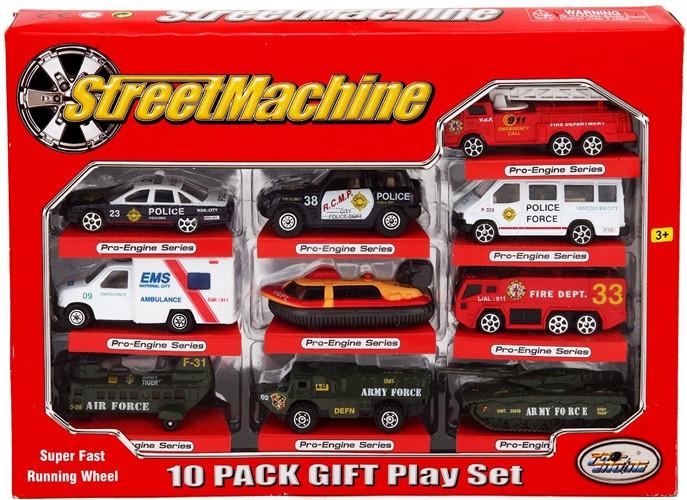 harga Mainan anak mobil-street machine 10 pack - 2008/9  # toko kado jakarta Tokopedia.com