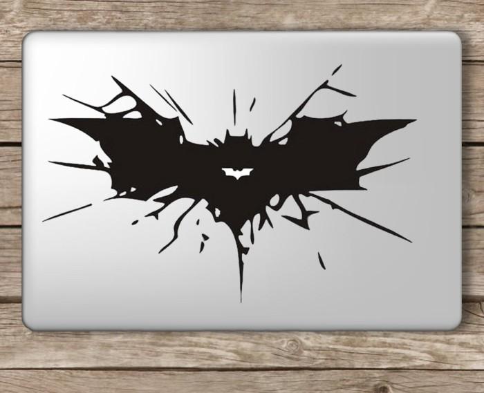 harga 027 macbook decal sticker vinyl aksesoris laptop batman wing Tokopedia.com