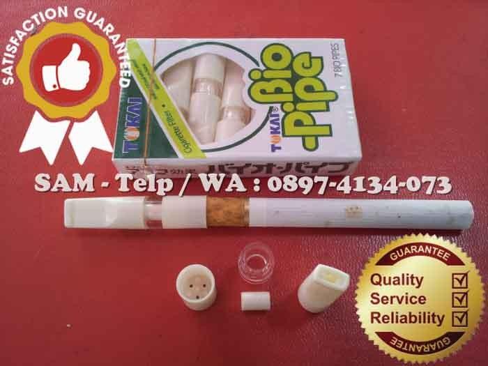 Foto Produk Filter Rokok Tokai Bio Pipe dari Samudera Grosir Online