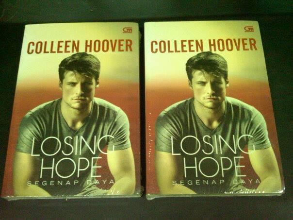 harga Losing hope - segenap daya-colleen hoover Tokopedia.com