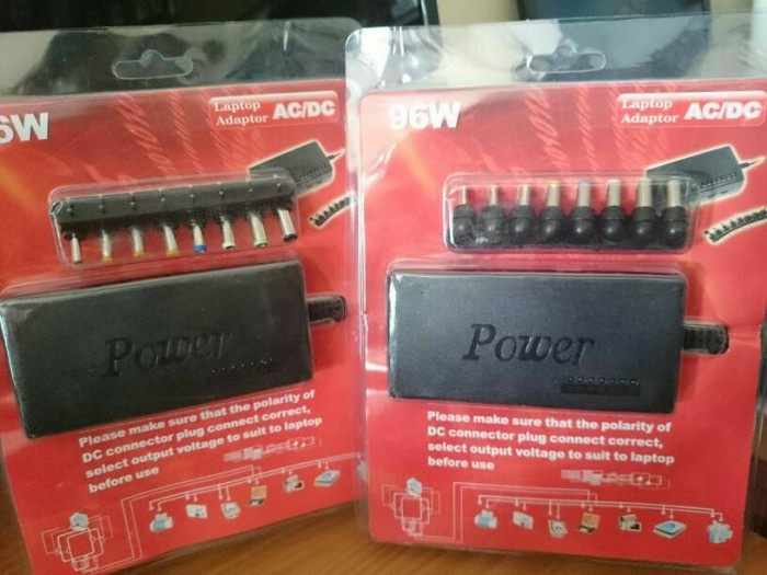 harga Charger/charger universal/charger laptop asus,zyrex,hp,dell,lenovo Tokopedia.com