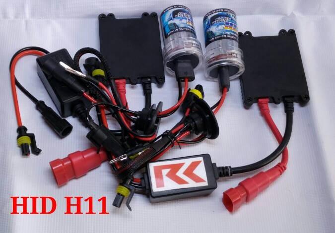 harga Lampu Hid H1/h7/h11/hb3/hb4 Tokopedia.com