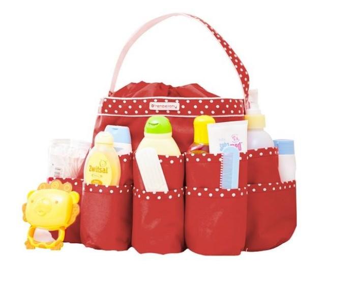 harga D'renbellony diaper caddy organizer (dco) - red Tokopedia.com