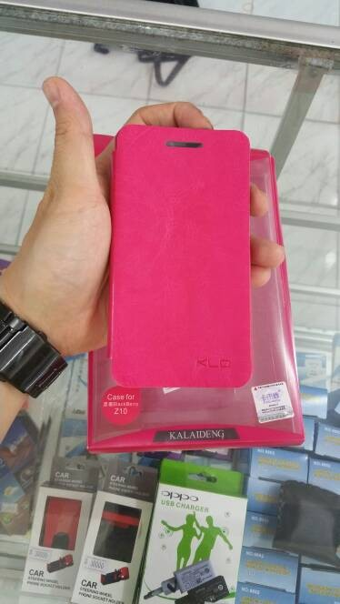 harga Bb z10 blackberry acc hp flip cover case casing leather Tokopedia.com