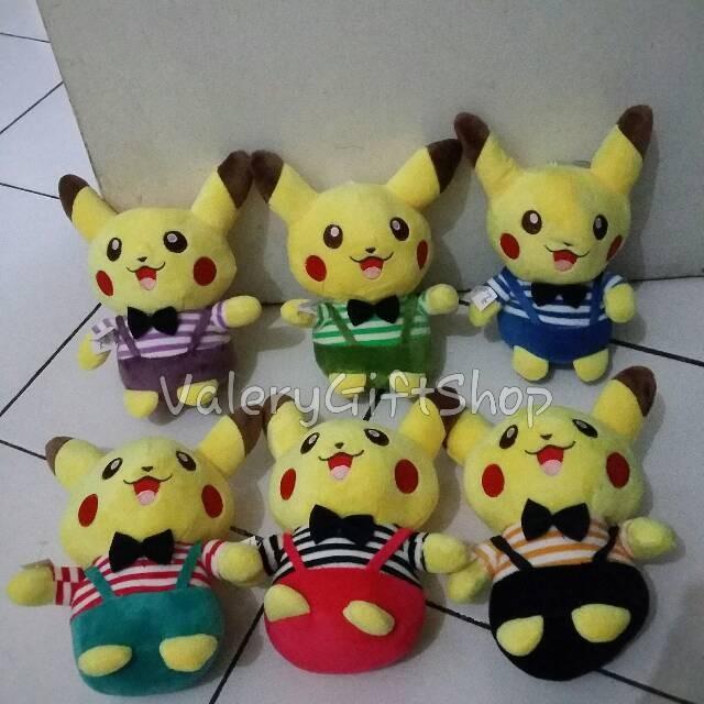 harga Boneka pikachu import Tokopedia.com