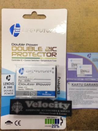 harga Baterai lenovo bl171 a390 a390t a356 a368 a500 a376 a50 double power Tokopedia.com