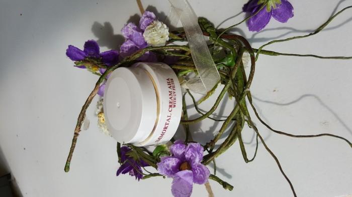 harga Immortal cream aha with uv filter Tokopedia.com