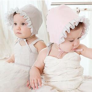 Jual Bonnet Anak Bayi Perempuan Bagus Lucu Imut Murah Baby Bonnet